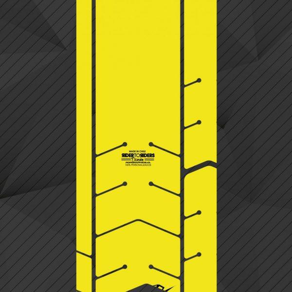 Protector flúor amarillo