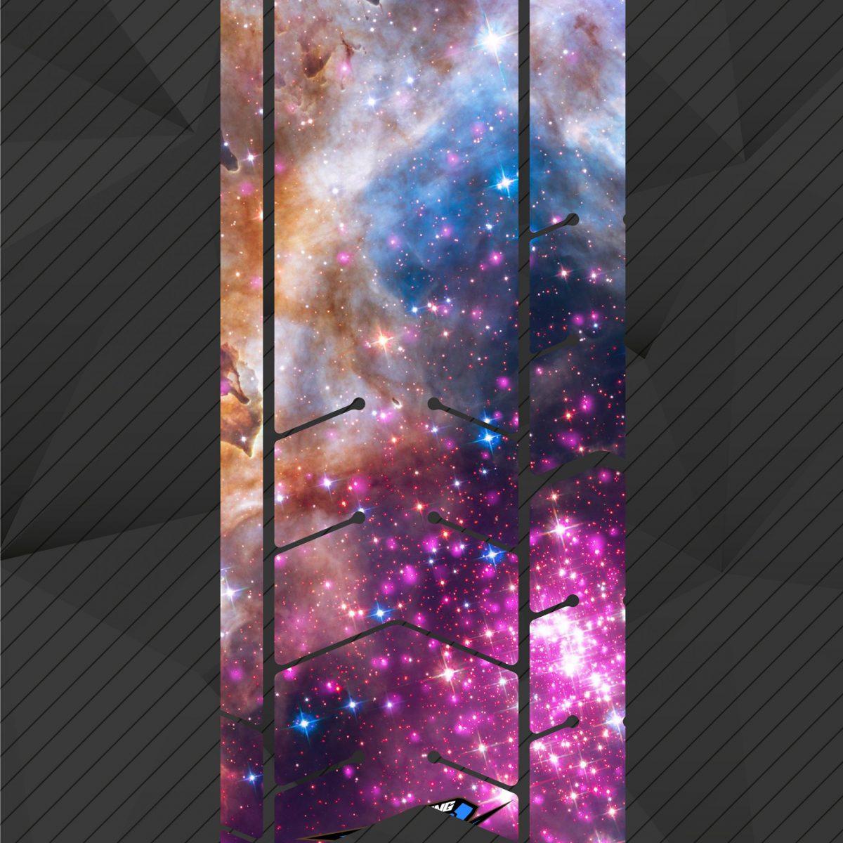 Protector galaxia colores